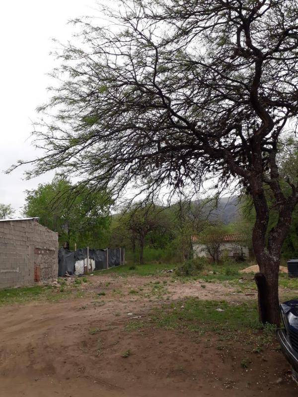 Foto Terreno en Venta en  José Obrero,  Cosquin  Lote 33 , Mza 40