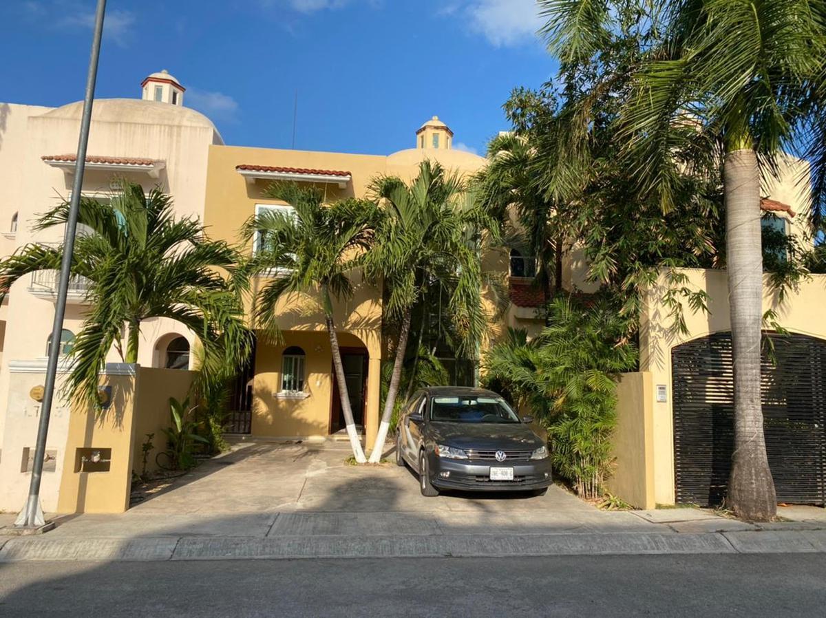 Foto Casa en Renta en  Supermanzana 525,  Cancún  la piedra  av las torres