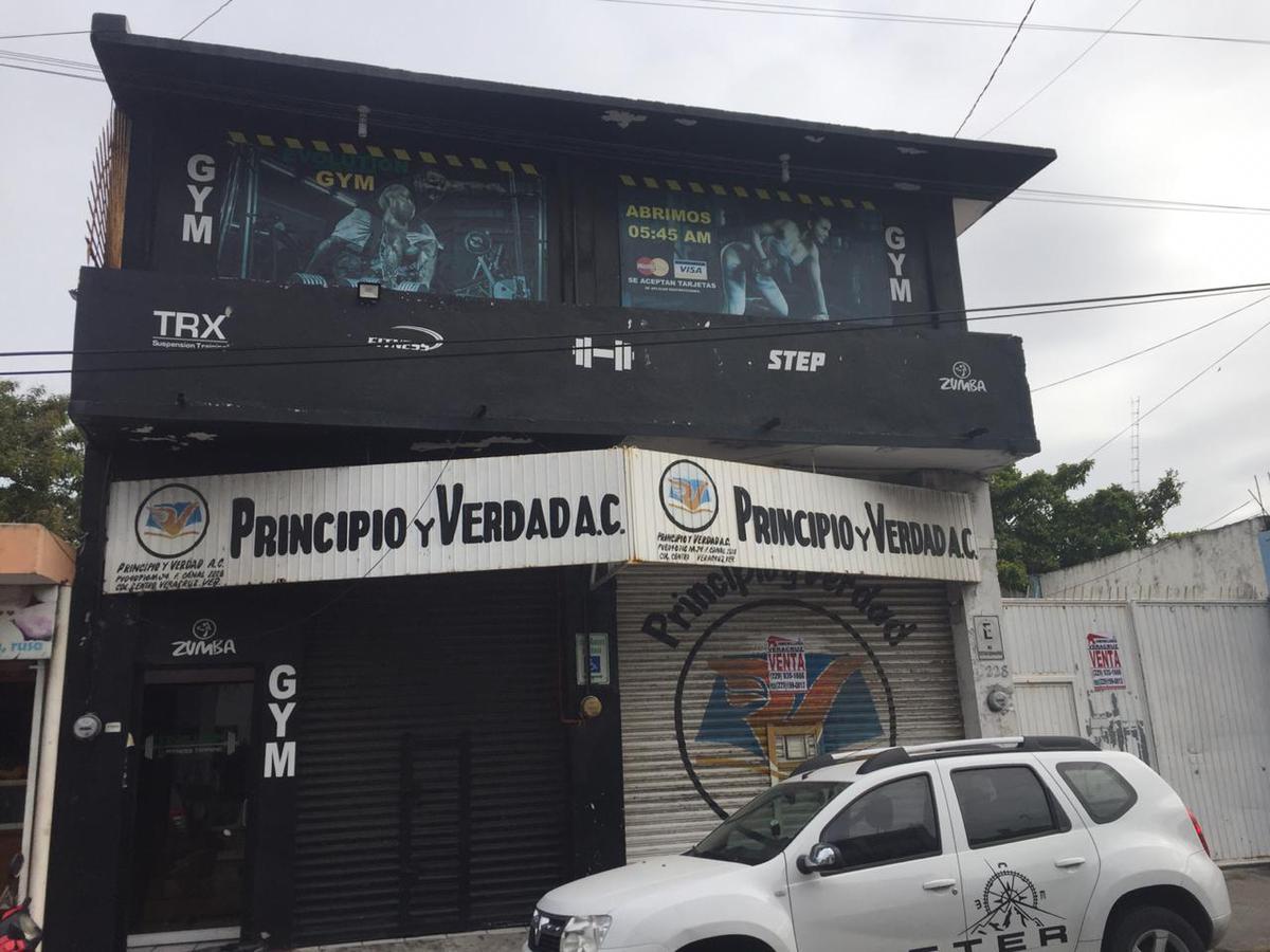 Foto Bodega Industrial en Venta |  en  Veracruz ,  Veracruz  Col. Centro, Veracruz, Ver. - Bodega en venta