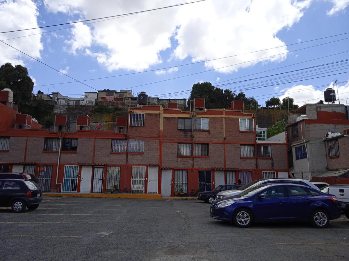Foto Casa en Venta en  El Fresno,  Tultitlán  Camino al Deportivo, Mza. 01 Lt. 02 Casa 16, Cond. Parcela, Col. Fracc. La Loma. C.P. al 54944
