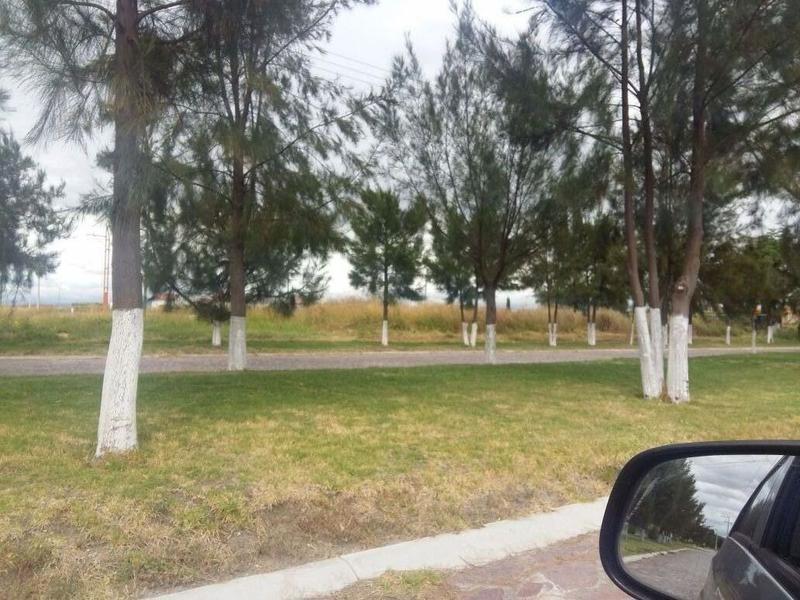Foto Terreno en Venta en  Santa Rita,  San Francisco del Rincón  Terreno en venta en Residencial 1510m2, a 5 min Centro FOX y UNAM, áreas verdes y lago.