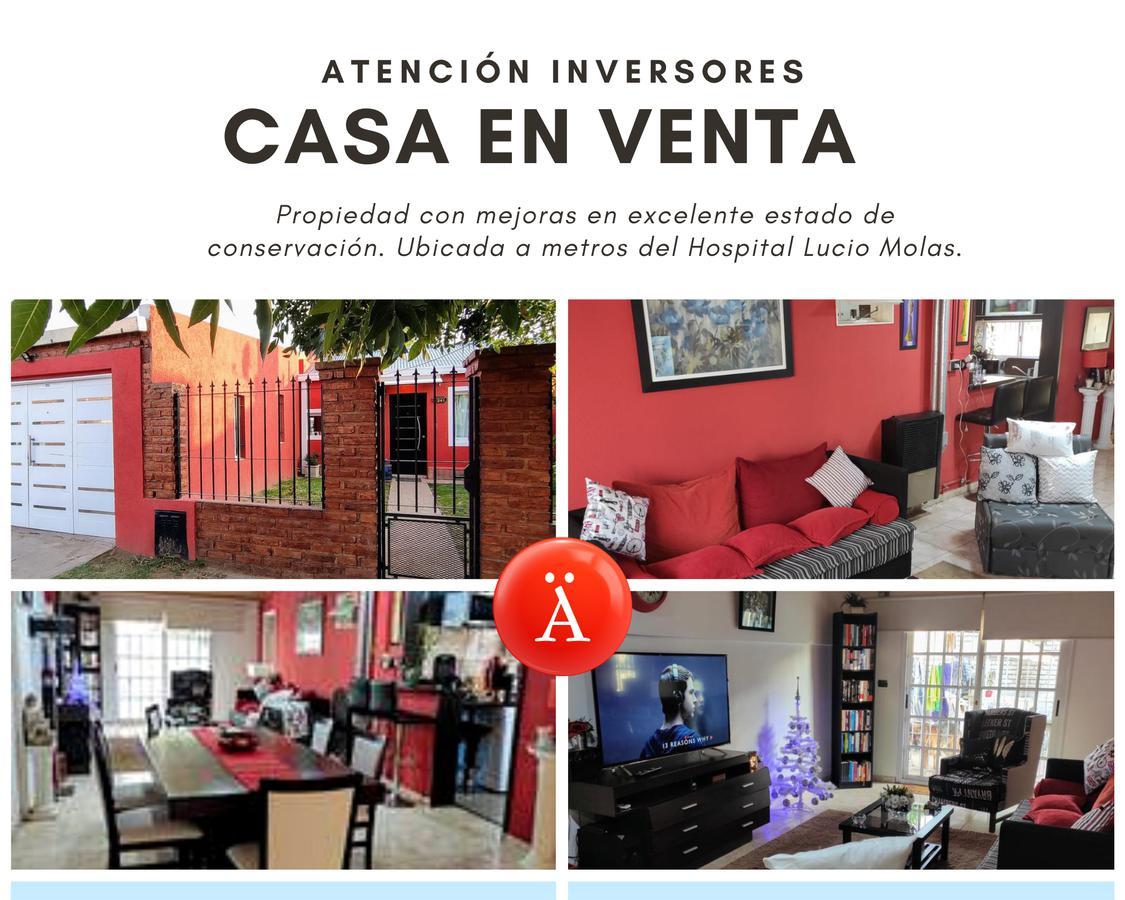 Foto Casa en Venta en  Santa Rosa,  Capital  Tupungato al 1200