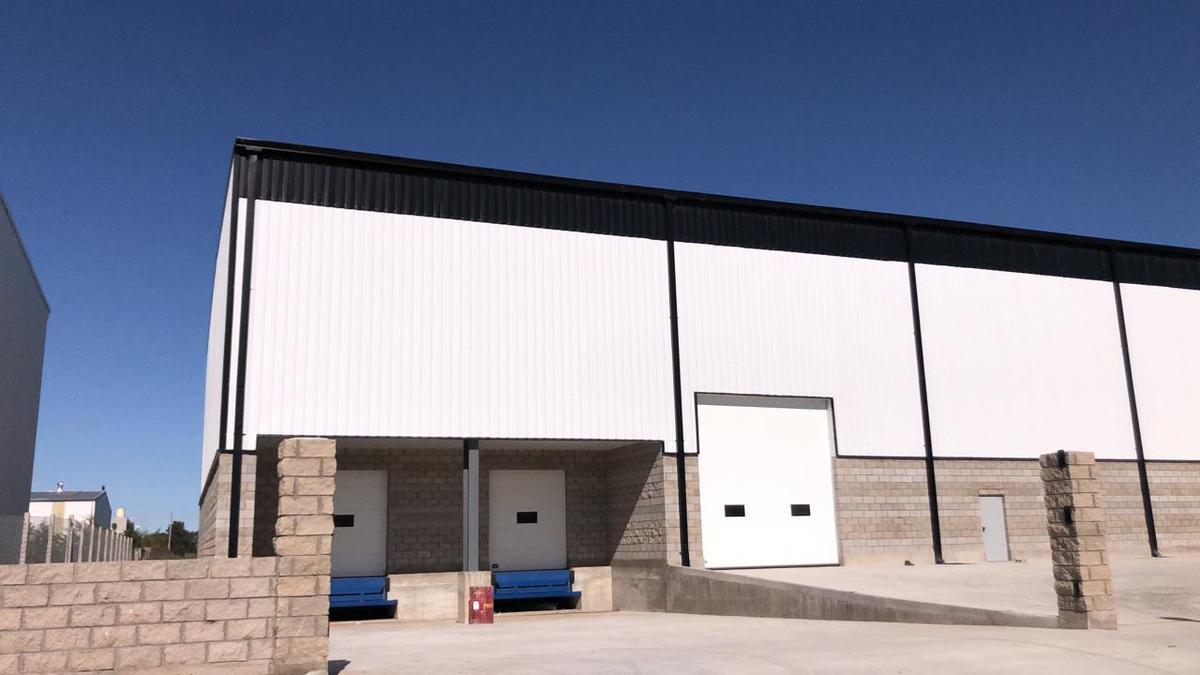 Foto Galpón en Alquiler en  Florencio Varela ,  G.B.A. Zona Sur  industrial Florencio Varela