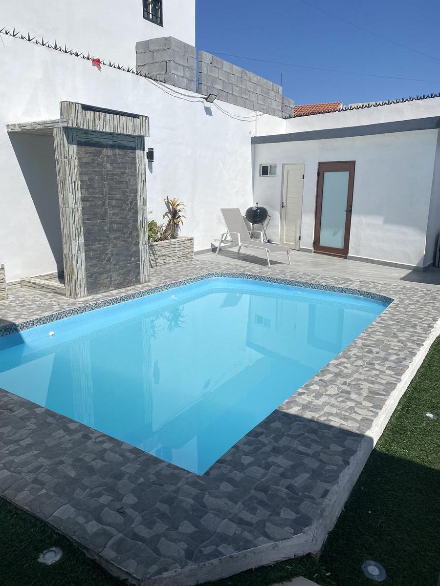 Foto Casa en Venta en  Jardines de Andalucía,  Guadalupe  CASA EN VENTA CON ALBERCA JARDINES DE ANDALUCIA GUADALUPE N.L.