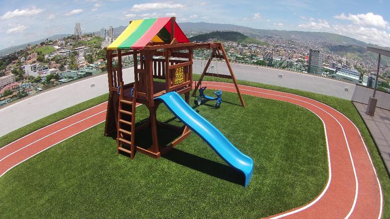 Foto Departamento en Venta | Renta en  Boulevard Morazan,  Tegucigalpa  Apartamento de 1 habitacion y 1 baños, Boulevard Morazán, Tegucigalpa