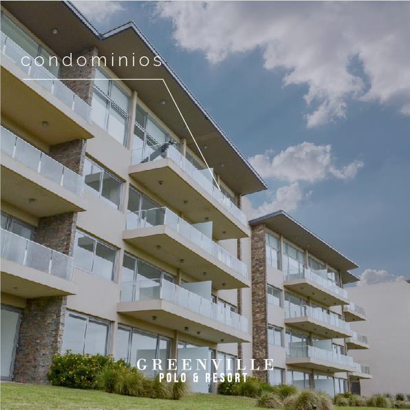 Foto Departamento en Venta en  Greenville Polo & Resort,  Guillermo E Hudson  greenville torre este 203