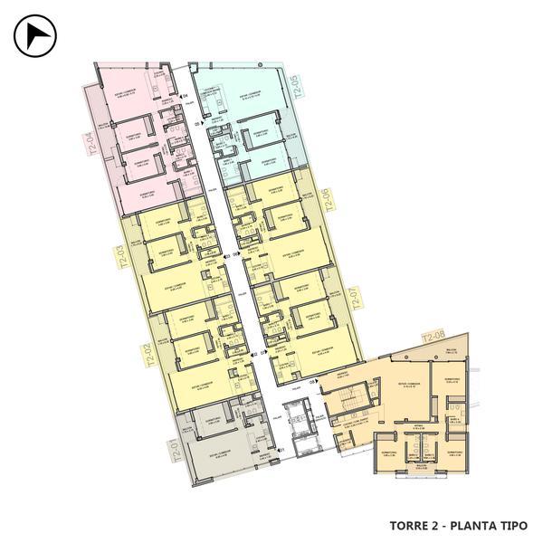 venta departamento 2 dormitorios Rosario, ÚNICO BISART. Cod CBU35862 AP3627991 Crestale Propiedades