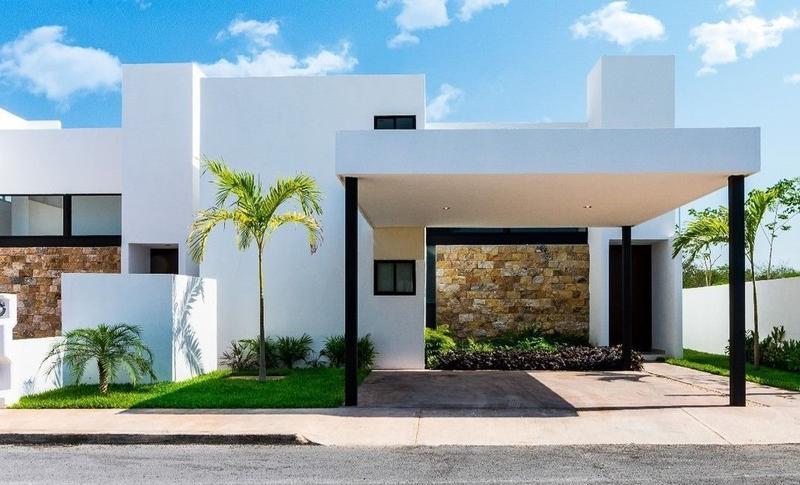 Foto Casa en Venta en  Pueblo Dzitya,  Mérida  Casa en venta en Real Montejo,Merida- Dzitya, con casa muestra