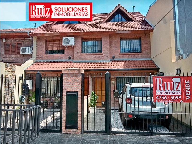 Foto Casa en Venta en  Carapachay,  Vicente López  Sgo. del Estero al 5800