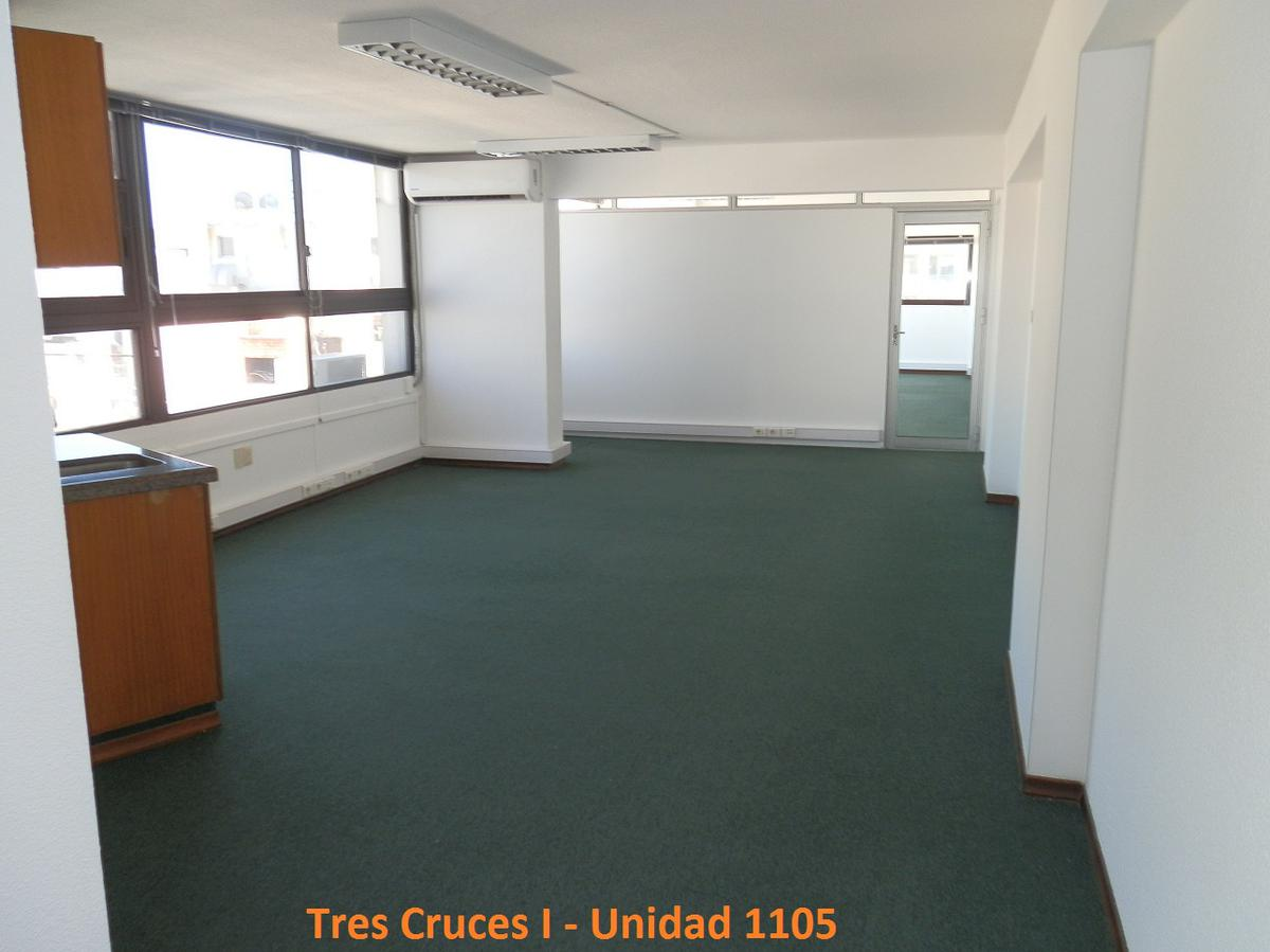 Foto Departamento en Alquiler en  Tres Cruces ,  Montevideo  Tres Cruces