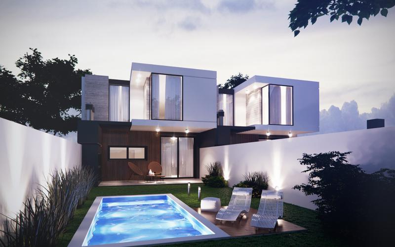 Foto Casa en Venta en  Riberas de Manantiales,  Cordoba Capital  Proyecto Duplex - Venta en Pozo