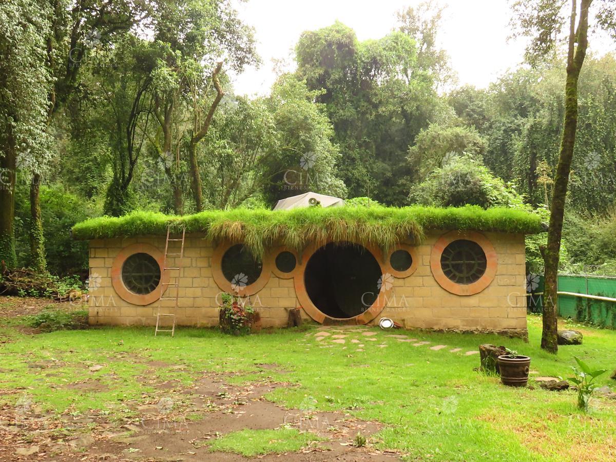 Foto Casa en Renta en  Fraccionamiento Real Monte Casino,  Huitzilac  Renta Casa Tipo Hobbit - R101