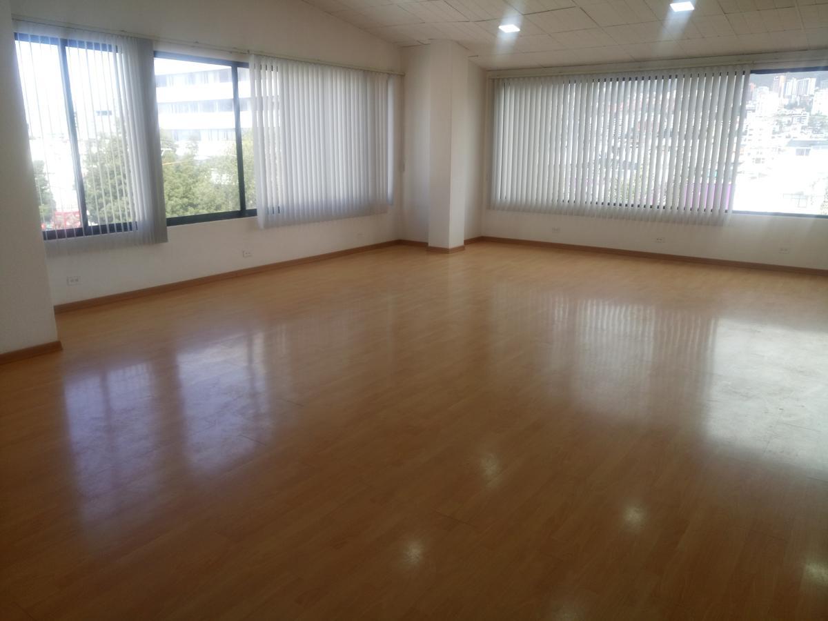 Foto Oficina en Alquiler en  Norte de Quito,  Quito  Oficina de Arriendo al 100