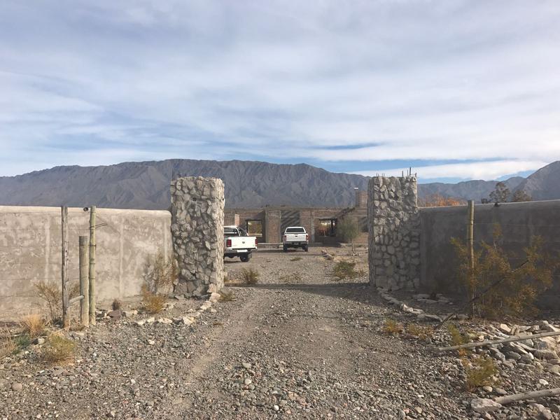 Foto Quinta en Venta en  Cerro Blanco,  Zonda  ruta 12 S/N lote 2