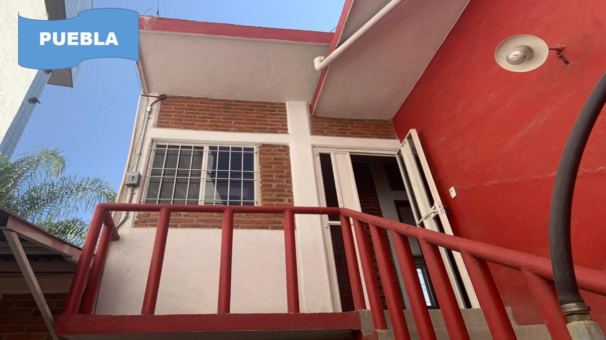 Foto Departamento en Renta en  Puebla ,  Puebla  Departamento amueblado en RENTA, Santa Cruz Buenavista, Puebla