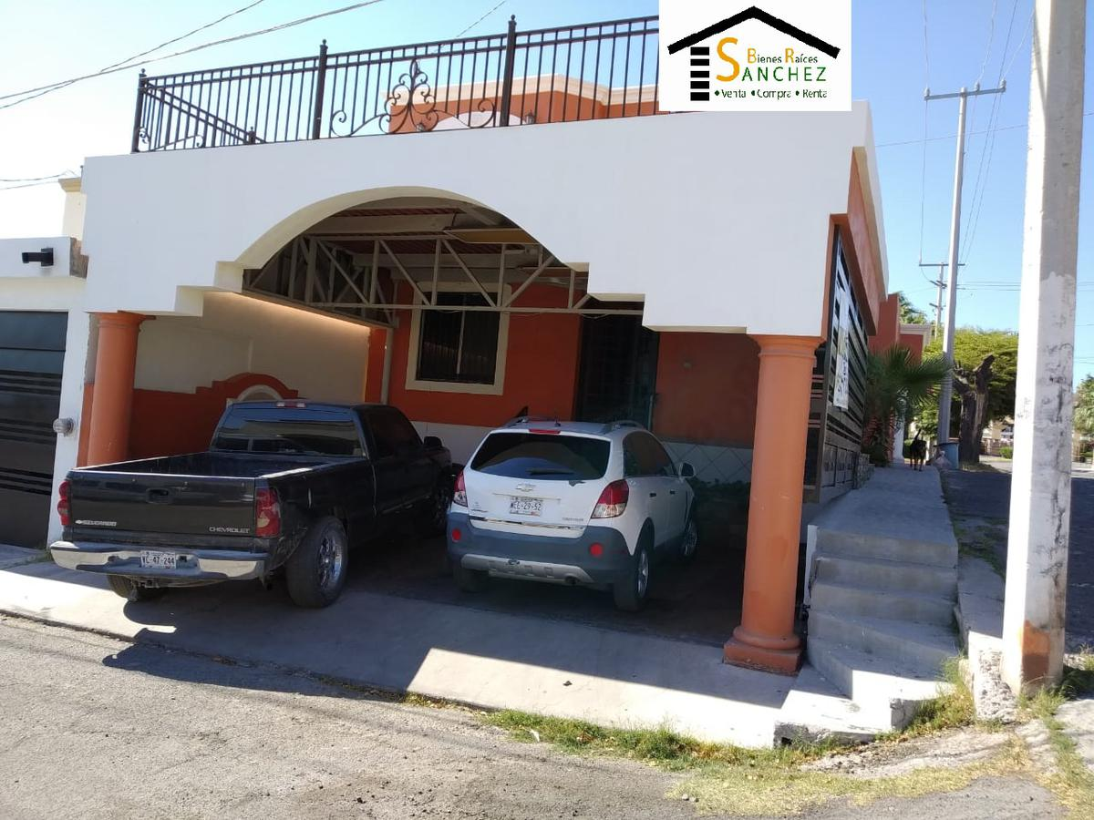 Foto Casa en Venta en  Loma Linda,  Hermosillo  Casa en Venta en esquina al Norte en Loma Linda