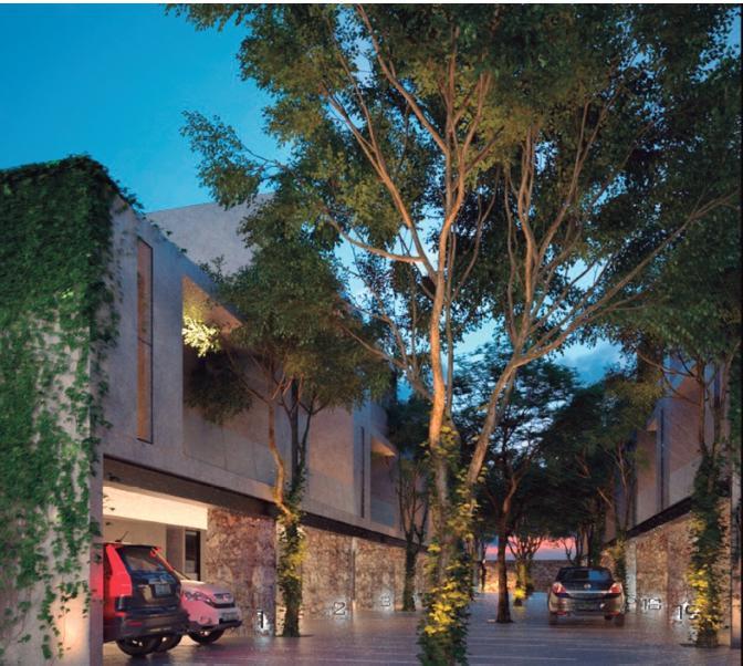 Foto Departamento en Venta en  Temozon Norte,  Mérida  Departamento venta en Temozón Norte, Merida_En privada con amenidades