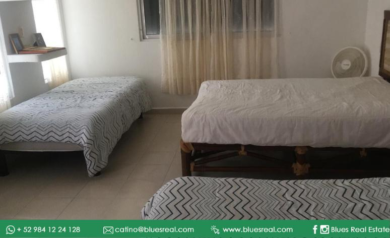 Picture House in Sale in  Solidaridad ,  Quintana Roo  House for sale in Playa del Carmen at Bosque Real | Blues Real | Code 975