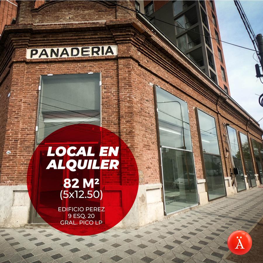 Foto Local en Alquiler en  General Pico,  Maraco  9 esq. 20