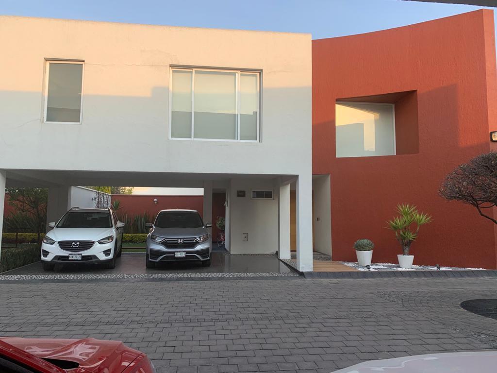 Foto Casa en Renta en  Metepec ,  Edo. de México  CASA EN RENTA AMUEBLADA METEPEC