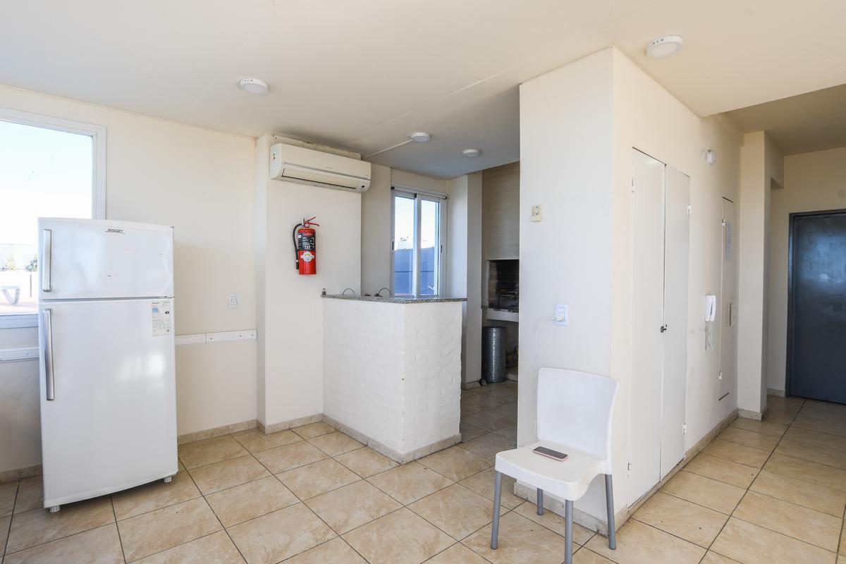 Departamento de 1 dormitorio en venta con cochera amenities quincho pileta Centro