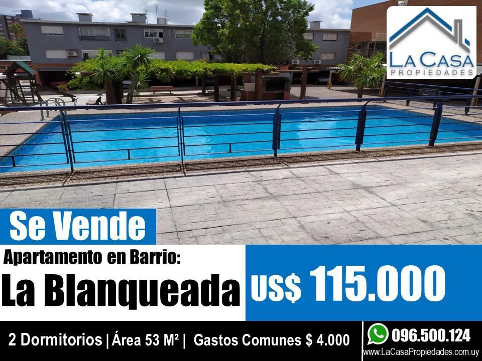 Foto Apartamento en Venta en  La Blanqueada ,  Montevideo  Martin Fierro al 2500