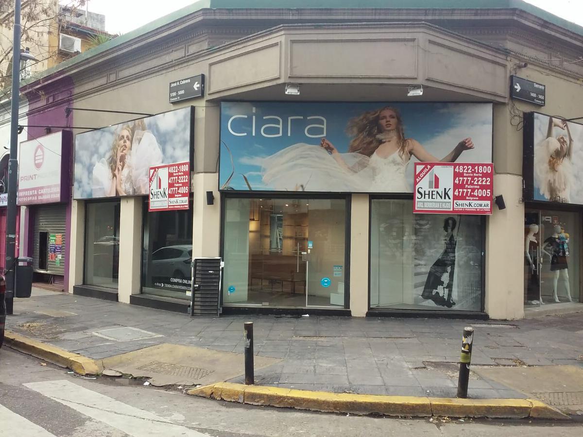 Foto Local en Alquiler en  Palermo ,  Capital Federal  Cabrera al 5000
