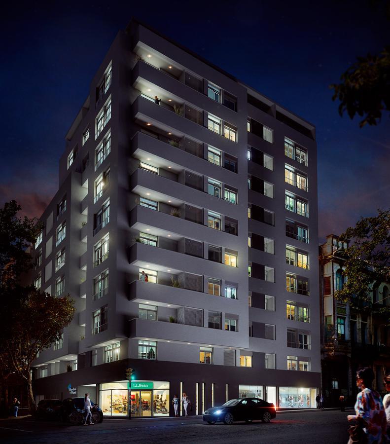 Foto Apartamento en Venta en  Centro (Montevideo),  Montevideo  Cuareim esq. Uruguay