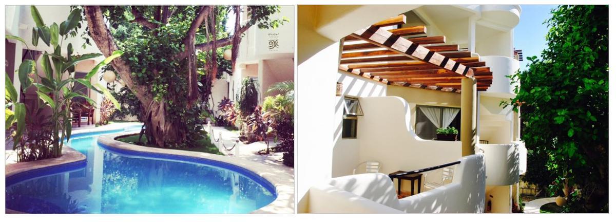 Foto Hotel en Venta en  Tulum,  Tulum  Hotel de 18 habitaciones en Tulum