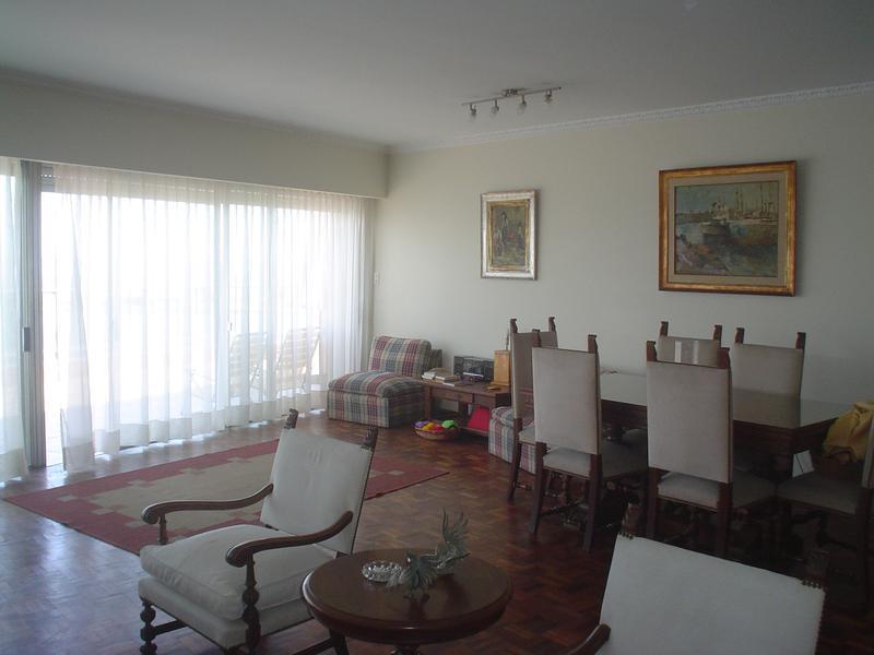 Foto Departamento en Venta en  Pocitos ,  Montevideo  Apartamento Penthouse  frente al mar  con la mejor vista de Pocitos.-