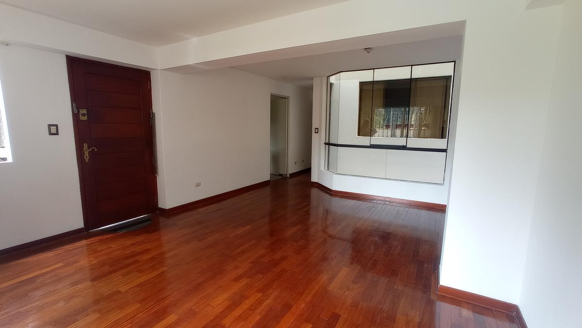 Foto Departamento en Alquiler en  San Borja,  Lima  Alquiler de Departamento 1er piso en Calle 10 - San Borja