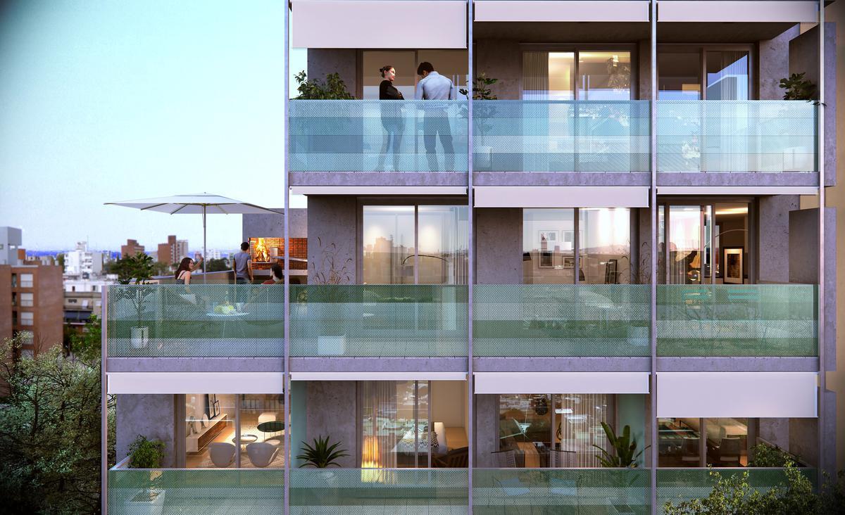 Foto Apartamento en Venta en  Tres Cruces ,  Montevideo  Sobre Br Artigas - 3 Cruces - Desde USD 89.500