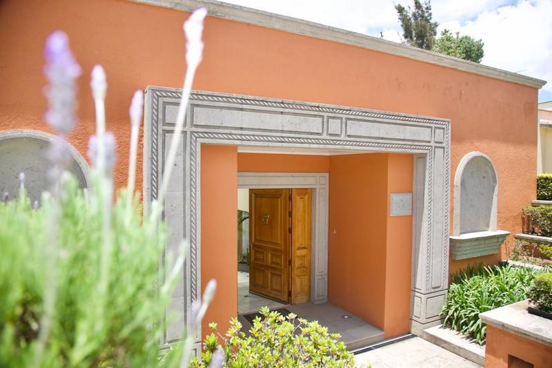 Foto Casa en Venta en  Club de Golf los Encinos,  Lerma  Fraccionamiento Club de golf los Encinos, Club de Golf los Encinos, Lerma