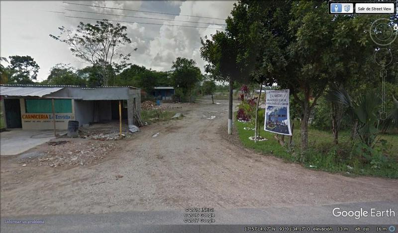 Foto Terreno en Venta en  Rancho o rancheria Buena Vista,  Villahermosa  Terreno en venta en La Cruz, Buenavista