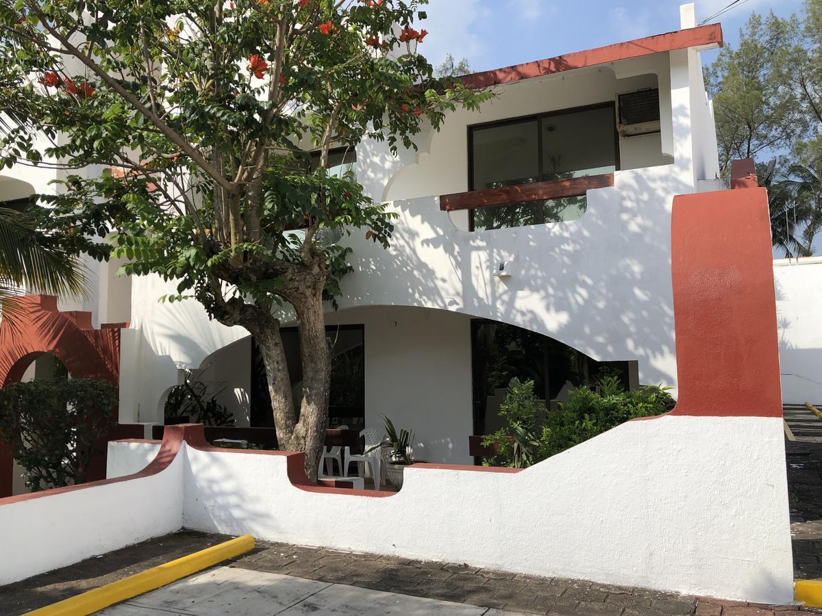Foto Casa en Renta en  Fraccionamiento Rincon del Conchal,  Alvarado  FRACC. RINCON DEL CONCHAL, Casa en VENTA y RENTA en conjunto con alberca, 2 recámaras