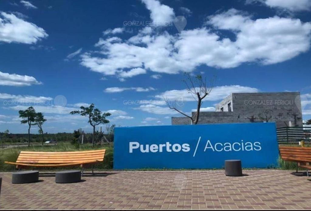 Foto Terreno en Venta en  Escobar ,  G.B.A. Zona Norte  Barrio Puertos, Acacias