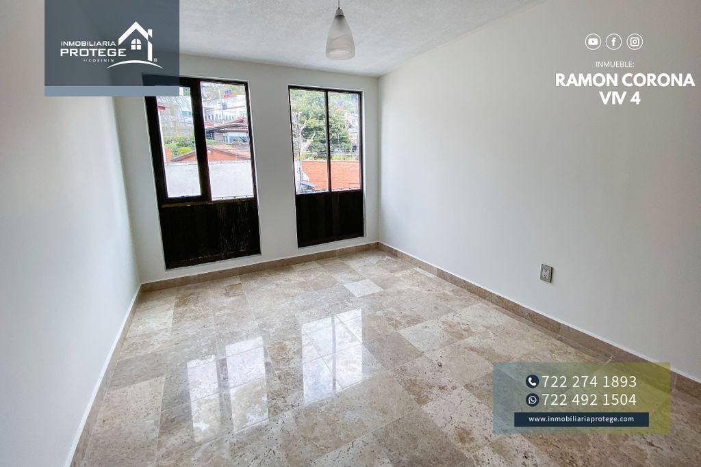 Foto Casa en condominio en Venta en  Francisco Murguía El Ranchito,  Toluca  Casa Nueva de Venta en Toluca cerca de  av.  Colón