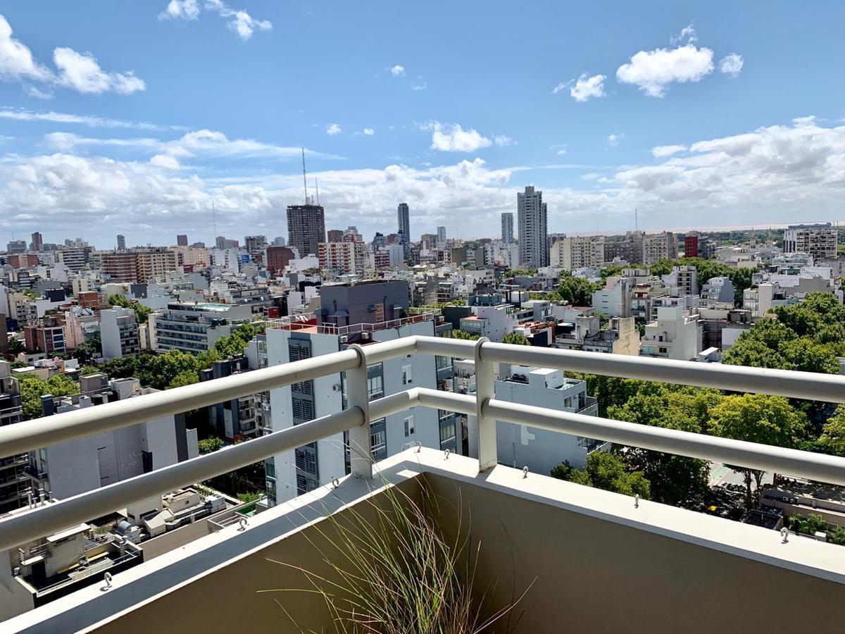 Humboldt 2045, piso 18