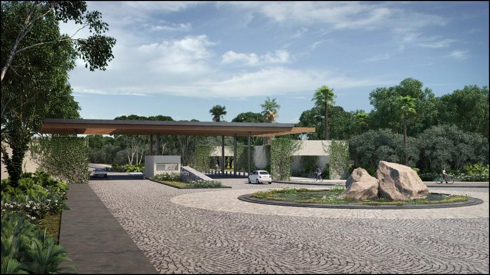 Foto Terreno en Venta en  Yucatán Country Club,  Mérida  Terreno Residencial en Paseo Country