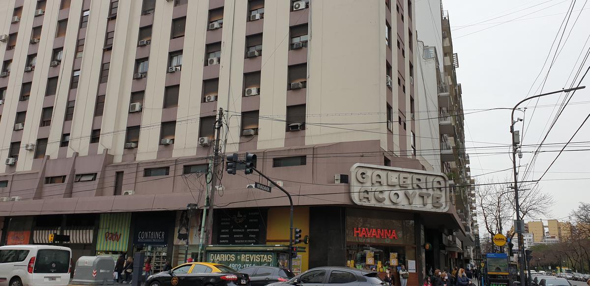Foto Oficina en Alquiler en  Caballito Norte,  Caballito  ACOYTE 25 3 K