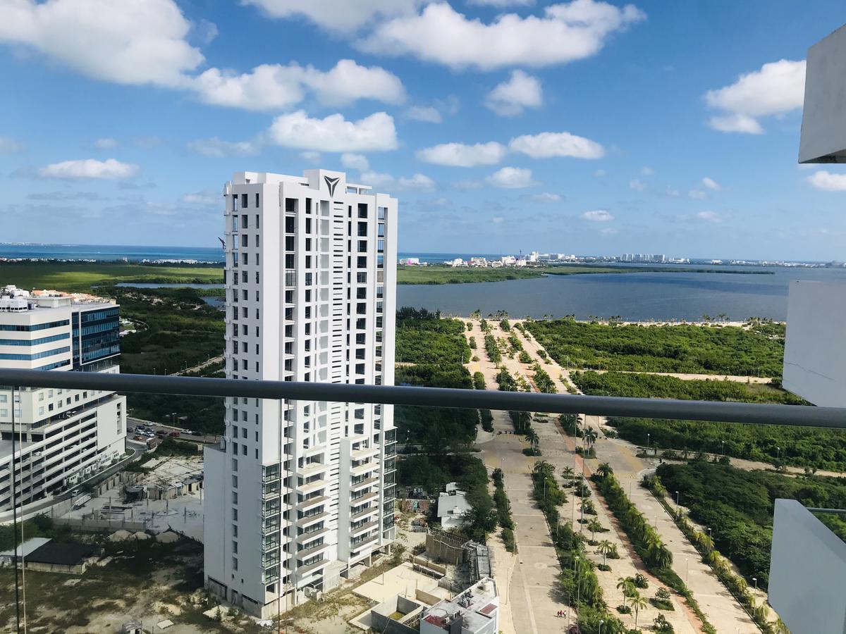 Foto Departamento en Renta en  Supermanzana 1 Centro,  Cancún  Departamento renta/venta  Torres Malecón Las Américas