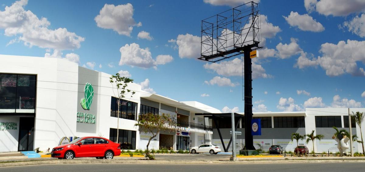 Foto Edificio Comercial en Renta en  Mérida ,  Yucatán  RENTA EXCELENTES LOCALES COMERCIALES PLAZA POLÍGONO
