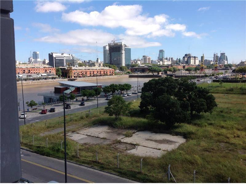 Foto Departamento en Alquiler en  Puerto Madero ,  Capital Federal  Camila OGorman al 400
