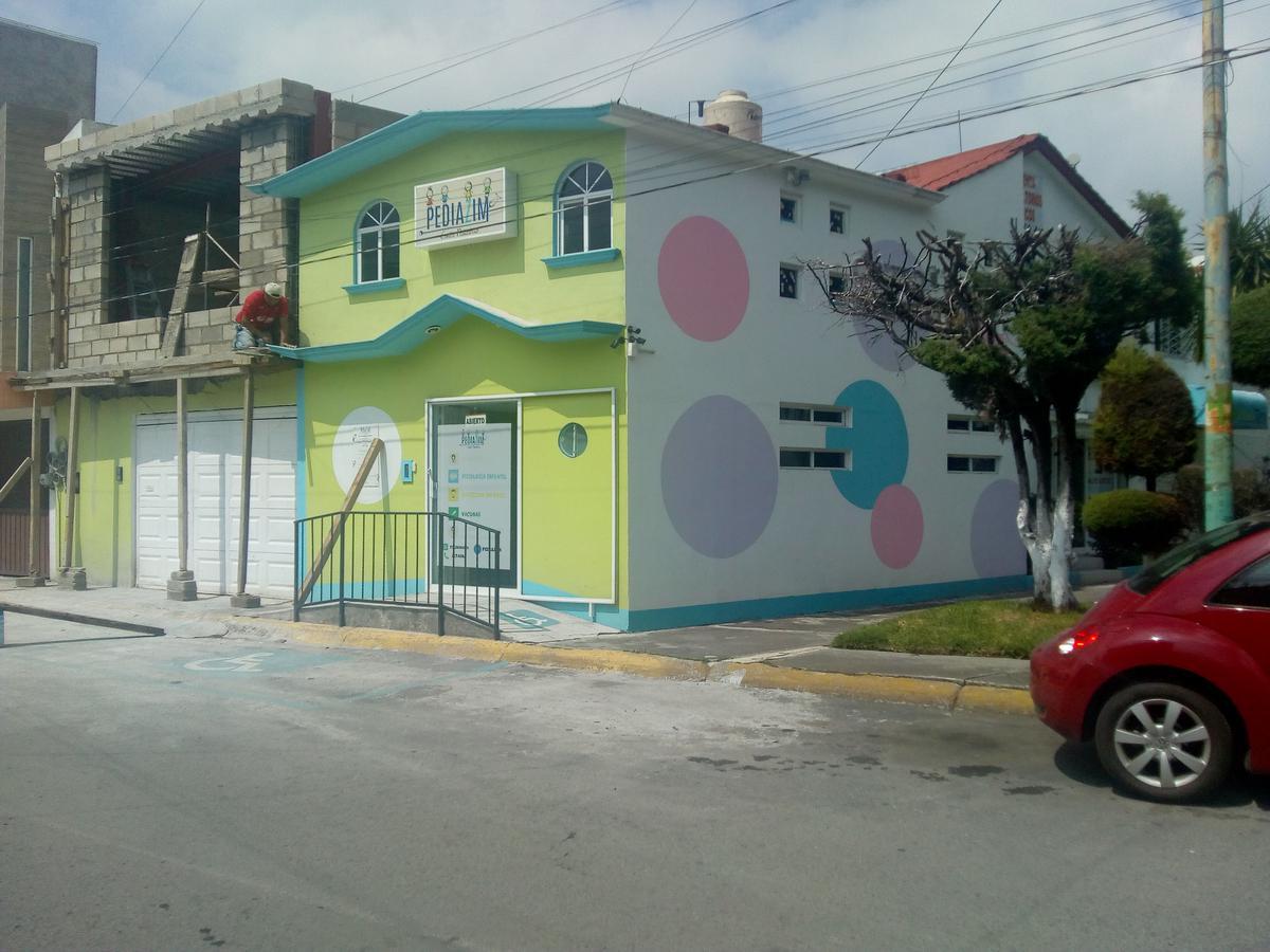 Foto Local en Renta |  en  Jesús Jiménez Gallardo,  Metepec  RENTA DE CONSLULTORIO EN COLONIA JIMENEZ GALLARDO, METEPEC