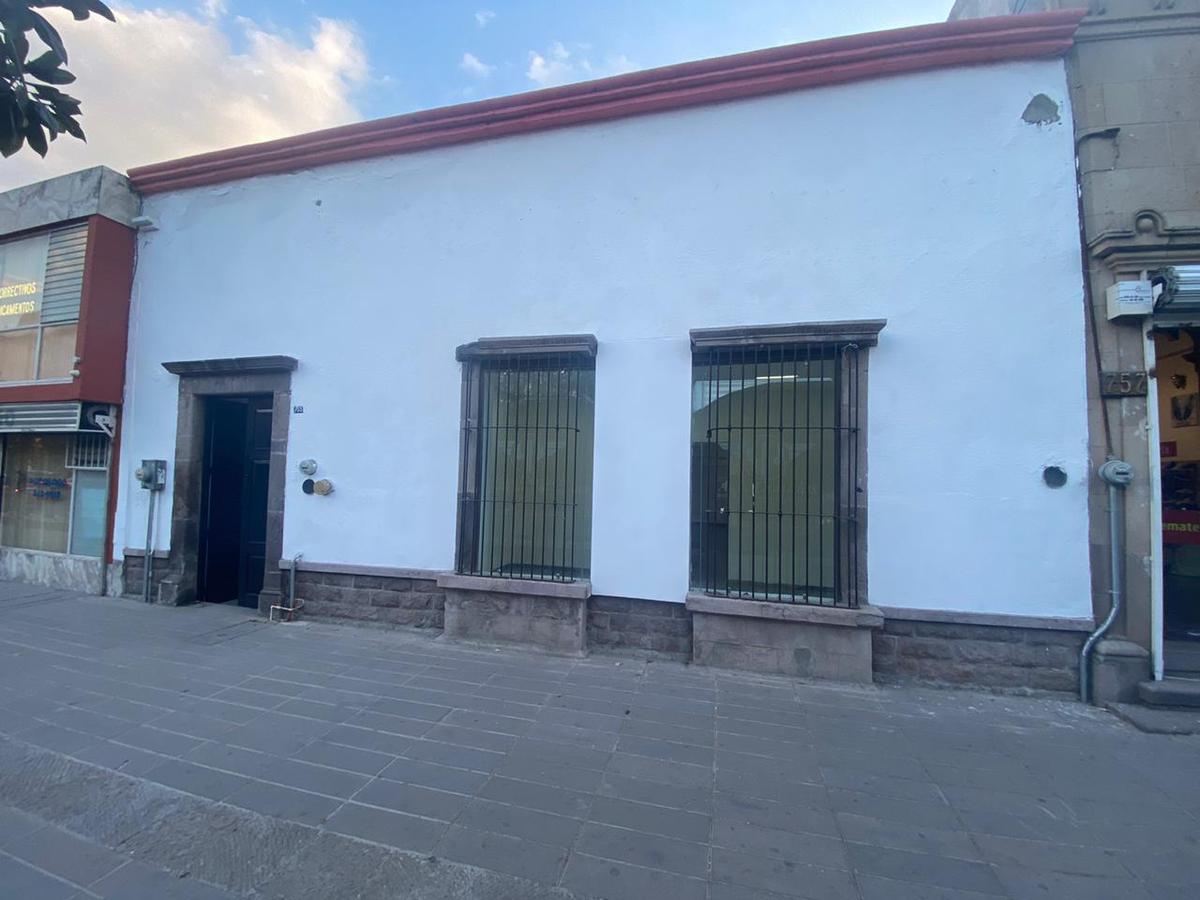Foto Local en Renta en  San Luis Potosí ,  San luis Potosí  OFICINA O LOCAL EN RENTA EN AV. CARRANZA, COLONIA MODERNA, SAN LUIS POTOSI