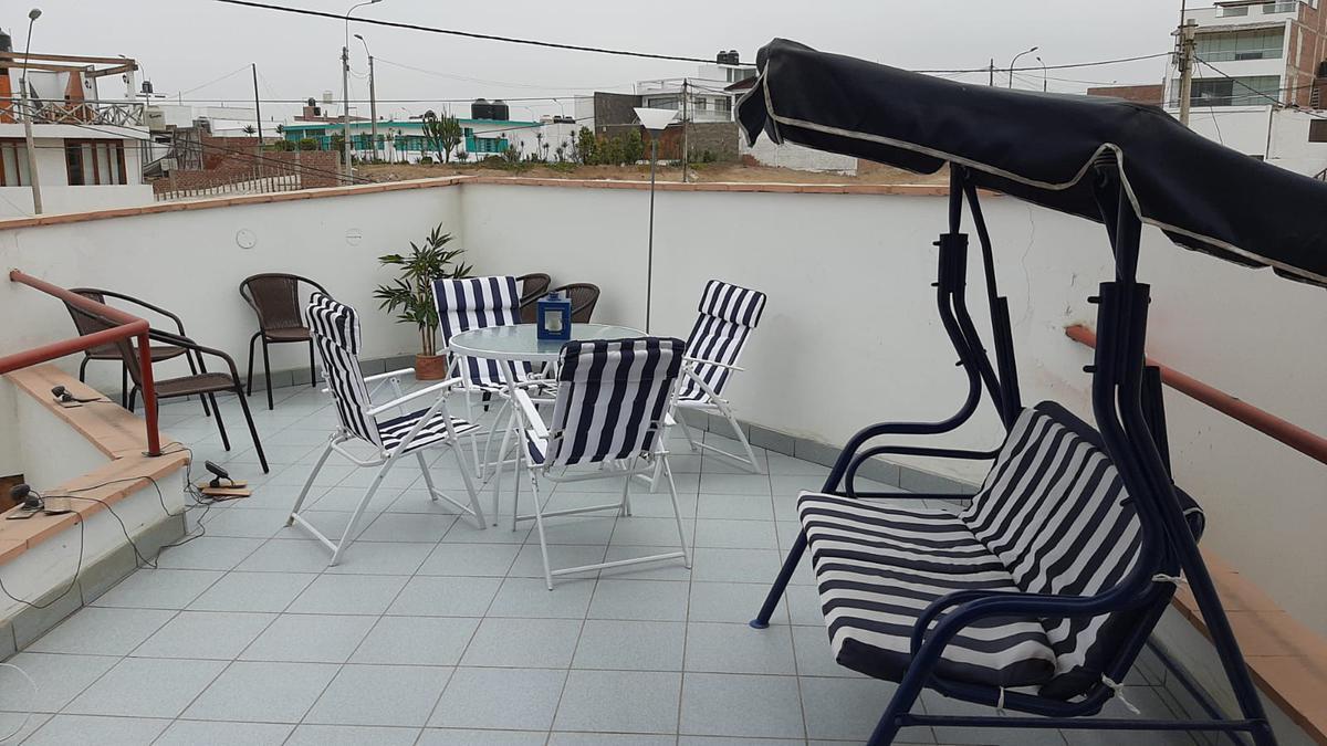Foto Casa en Alquiler en  Punta Negra,  Lima  Avenida SANTA ROSA