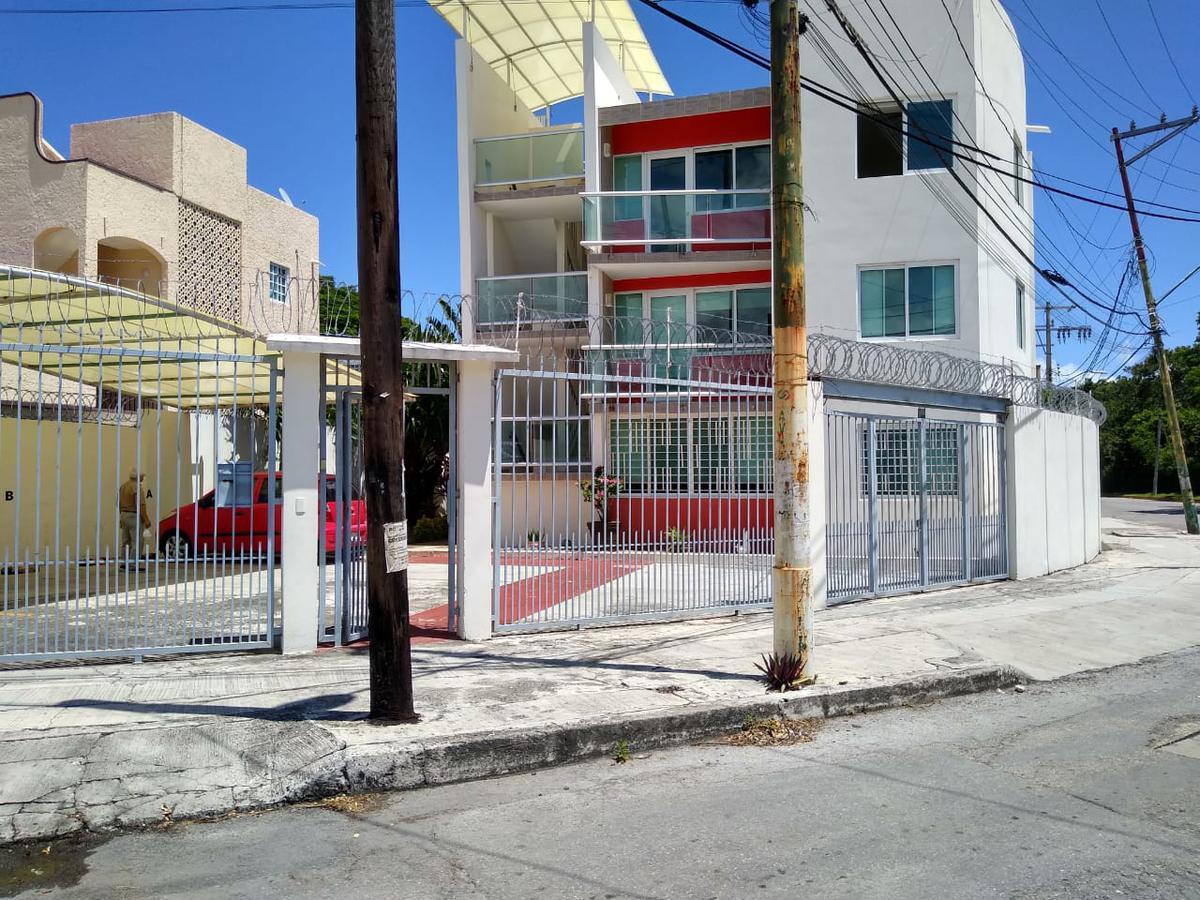 Foto Departamento en Renta en  Supermanzana 32,  Cancún  Departamento en Renta en la Sm 32, Cancun, Q. Roo, $12,500, Clave CLAU672021