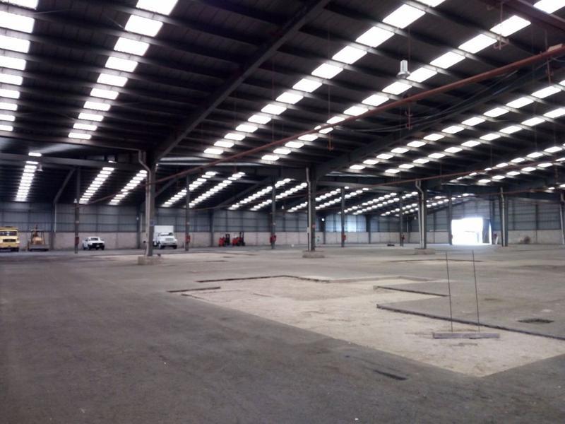 Foto Nave Industrial en Renta en  San Antonio Escobedo,  PolotitlAn  Polotitlán, Edo. de México