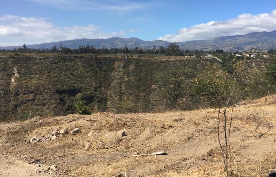 Foto Terreno en Venta en  Tumbaco,  Quito  Vendo terreno de 1.000 m2 en urbanización cerrada sector Hilacril. Hermosa vista