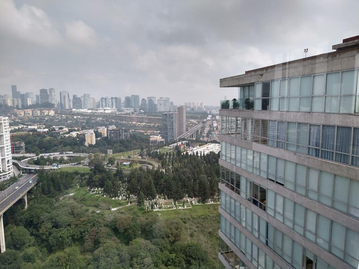 Foto Departamento en Venta | Renta en  Alvaro Obregón ,  Ciudad de Mexico  VENTA O RENTA DE PENTHOUSE TRES CUMBRES